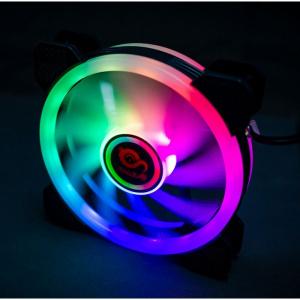 VENTILADOR AUXILIAR RGB RETAIL IRIS SPECTRUM 12CMS 1