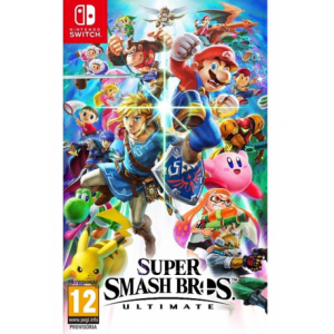 NINTENDO VIDEOJUEGO SUPER SMASH BROS SWITCH 1