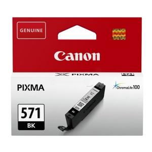 CARTUCHO CANON CLI-571BK NEGRO  PIXMA MG5751, MG 1
