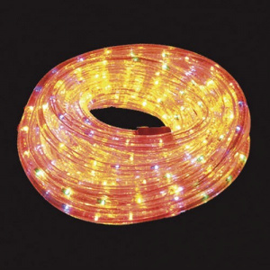 NAVIDAD LUCES TUBO LED COLORES EXTERIOR 10M IP44 1