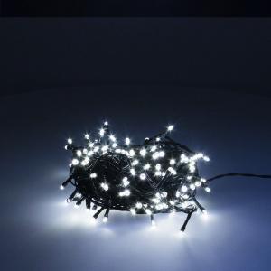 NAVIDAD LUCES 180 LEDS BLANCO FRIO INT./EXT IP44 1
