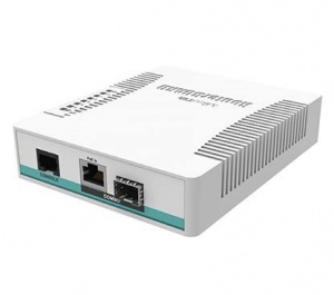 SWITCH MIKROTIK CLOUD 06-1C-5S 1