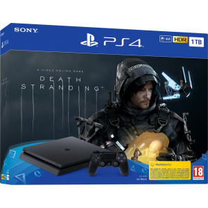 CONS. PS4 SLIM 1TB DEATH STRANDING 1
