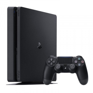 CONS. PS4 SLIM 500GB NEGRA 1