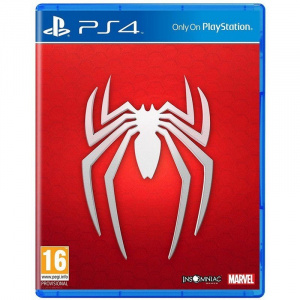 JUEGO PS4 MARVEL'S SPIDERMAN 1