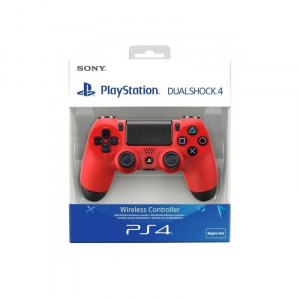 MANDO PS4 DUAL SHOCK DS4 ROJO V2 1