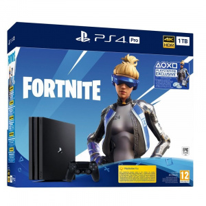 CONS. PS4 PRO 1TB FORTNITE (2019) 1