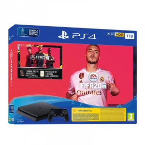 CONS. PS4 SLIM 1TB FIFA 20 1