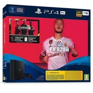 CONS. PS4 PRO 1TB FIFA 20 1