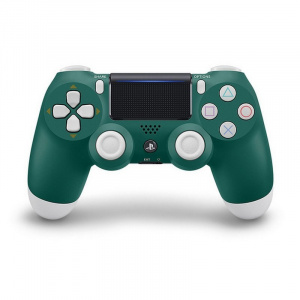 MANDO PS4 DUAL SHOCK 4 VERDE ALPINO V2 1