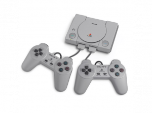 CONS. PLAYSTATION CLASSIC 1
