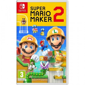 JUEGO SUPER MARIO MAKER 2 NINTENDO SWITCH 1