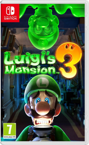 JUEGO LUIGI´S MANSION 3 PARA NINTENDO SWITCH 1