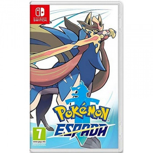 JUEGO POKEMON SWORD PARA NINTENDO SWITCH 1