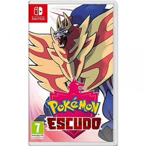 JUEGO POKEMON SHIELD PARA NINTENDO SWITCH 1