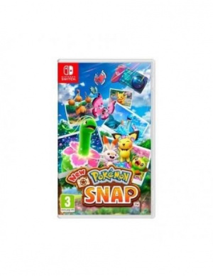 JUEGO NEW POKEMON SNAP PARA NINTENDO SWITCH 1