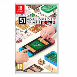 JUEGO 51 WORLDWIDE PARA NINTENDO SWITCH 1