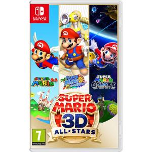 JUEGO SUPER MARIO 3D ALL STARS  NINTENDO SWICH 1