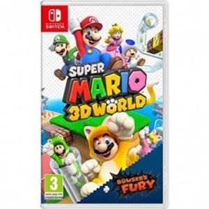 JUEGO NINTENDO SWITCH SUPER MARIO 3D WORLD + BROWS 1