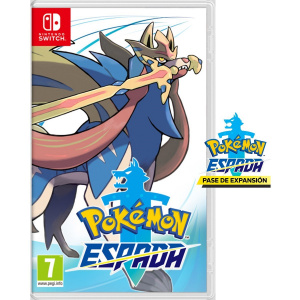 JUEGO POKEMON SWORD PARA NINTENDO SWITCH+ PASE EX 1