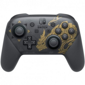 MANDO PRO CONTROLLER NINTENDO SWITCH MONSTER HUNTE 1