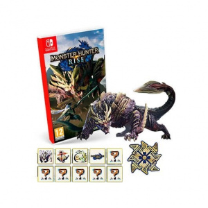 JUEGO MONSTER HUNTER RISE NINTENDO SWICH ED COLEC. 1