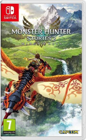 JUEGO MONSTER HUNTER STORIES 2 EAP NINTENDO 1