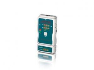 TESTER EQUIP RJ45/RJ11/RJ12/BNC/USB/RCA/COAXIAL 1