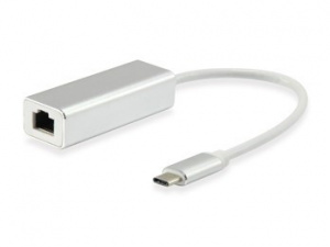 ADAPTADOR EQUIP USB TYPE-C A RJ45 BLANCO 1