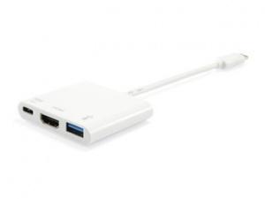 ADAPTADOR EQUIP USB TYPE-C A HDMI H/USB A H/USB T 1