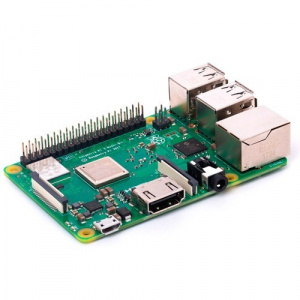 RASPBERRY PI 3 BOARD TYPE B+ 1