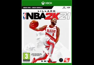 JUEGO PS4 NBA 2K21 1