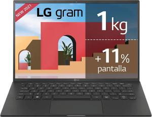 ULTRABOOK LG 14Z90P-G.AA58B I5-1135G7/16G/512SSD/14/W10 1