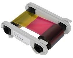 RIBBON COLOR EVOLIS PRIMACY YMCKO 300 TARJETAS 1