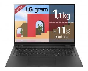 ULTRABOOK LG 16Z90P I5-1135G7/16G/512SSD/16/W10 1