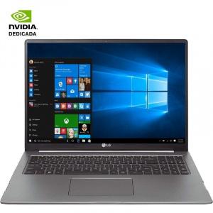 ULTRABOOK LG 17U70N-J I7-10510U/16G/512SSD/GTX1650/17/W1 1
