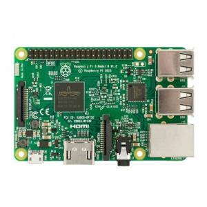 RASPBERRY PI 3 BOARD TYPE B 1GB 1