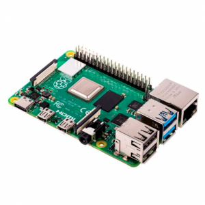 RASPBERRY PI 4 BOARD MODELO B 8GB SDRAM 1