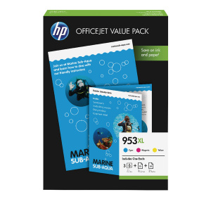 CARTUCHO HP 953XL PACK 3 1