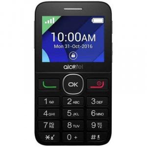 "TELEFONO MOVIL ALCATEL ONETOUCH 20.08G NEGRO 2.4"" 1"