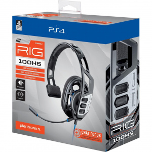 AURICULARES PLANTRONIC RIG 100HS 1