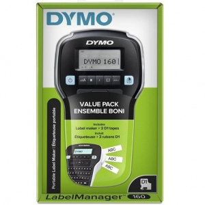 ROTULADORA DYMO ELECTRONICA LABELMANAGER LM160 1