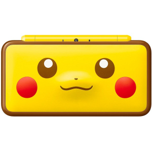 CONSOLA NINTENDO NEW 2DS XL PIKACHU EDITION 1