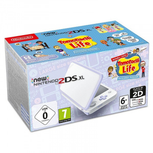 CONSOLA NINTENDO NEW 2DS XL + TOMODACHI LIFE 1