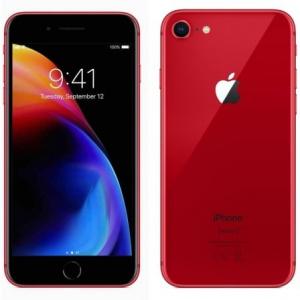 TELEFONO MOVIL APPLE IPHONE 8 64GB ROJO REFURBISHED AS 1