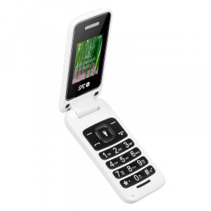 TELEFONO MOVIL SPC FLIP BLANCO 1