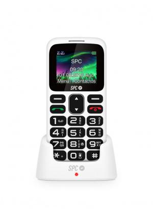 TELEFONO MOVIL SPC SYMPHONY 2 BLANCO 1