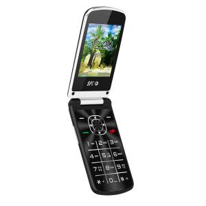 "TELEFONO MOVIL SPC EPIC NEGRO 2.8"" 1"