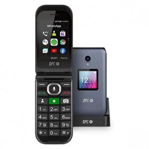 TELEFONO MOVIL SPC JASPER NEGRO 1