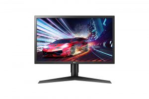 "MONITOR GAMING 23.6"" LG 24GL650-B FHD 144HZ HDMI/D 1"